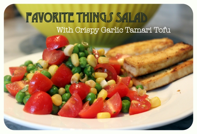 Favorite THings Salad